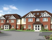 Beeks property development: Downley Flats