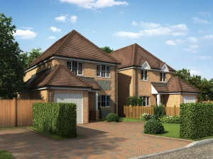 Beeks property development: Pankridge Drive Leabourne