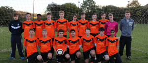 Wycombe tigers FC Group shot