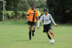 wycombe tigers under 17's